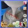 Látex líquido blanco como la leche del pegamento piezosensible