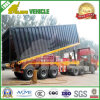 3 Radachsen 40FT Air Suspension Container Tipper Trailer