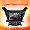 Системы автомобильного радиоприемника Android для игрока Hyundai Elantra GPS