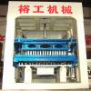De efficiënte Concrete Machine van het Blok, Concreet Blok die Machine met PLC Contorl Systeem maken