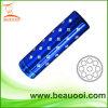 Novedad de aluminio Flashligh 9LED de los nuevos regalos calientes de Bling Bling LED