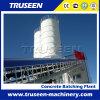 Planta de mistura concreta modular do transporte de correia da venda quente (Hzs90)