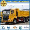 Sinotruk HOWO 6X4 25のTから30のTのダンプトラック重い容量のダンプカートラック