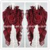 Rouge musulman arabe d'enveloppe de châle d'écharpe de Hijab de nouvelle conception (SJ11120040)