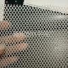 플라스틱 철망사 순수한 작은 구멍 플라스틱 편평한 그물