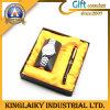 Hoogwaardige die Watch+Pen in Gift voor Bevordering (kem-011) wordt geplaatst
