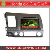 Auto DVD Player voor Pure Android 4.4 Car DVD Player met A9 GPS Bluetooth van cpu Capacitive Touch Screen voor Honda Old Civic Left (advertentie-8046)