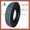 450-12, lange Lebensdauer-Motorrad-inneres Gefäß des ISO-Nylon-6pr, Motorrad-Reifen