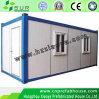 Betriebsbereit-zu-Gehen kleine und ökonomische modulare Behälter-Häuser