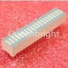 20 disposições do gráfico de barra do diodo emissor de luz do segmento