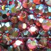 Aaaa 중국 Swaro 편평한 바닥 비 최신 고침 모조 다이아몬드 로즈 Ab