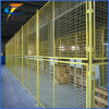 높은 Security Welded Galvanized 또는 PVC Coated Wire Mesh Fence
