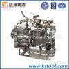 알루미늄 고품질은 기계적인 기업을%s 던지기 부속 제조자를 정지한다