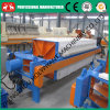 Sludge Dewatering Hydraulic Automatic Chamber Filter Press