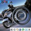 Pneumático da motocicleta da borracha natural da venda da manufatura e câmara de ar (4.00-12)