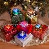 [لد] لين شريط زهرة ضوء زخرفيّة لأنّ عيد ميلاد المسيح & عطلة