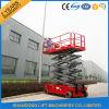 Mini Sissor elevación hidráulica móvil de China