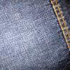 Tecido de sarja de algodão Mercerized Mercerized Black Denim Fabric