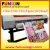 Plotter dell'interno con Epson Dx5 Head (1.8m, 1440dpi)