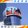 Visualizzazione di LED esterna di colore completo per la parete del video del LED
