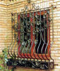 高品質によってカスタマイズされる鉄の窓の格子