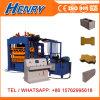 Máquina de fatura de tijolo Qt4-15/argila automáticas cheias para obstruir a maquinaria em Alibaba para a venda a India
