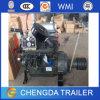 44kw半トレーラーはセメントのトレーラーのためのWeichaiのディーゼル機関を分ける
