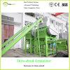 Dura-Tagliuzzare riciclano il pneumatico di gomma del taglio di macchina della polvere (TSD832)
