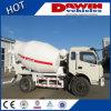 Грузовик Dongfeng 4X2 4m3 6m3 Concrete Mixing с Чумминс Енгине