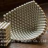 Esfera magnética do Ni NdFeB de D5mm