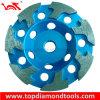 Diamant Grinding Cup Wheel pour Concrete et Granite