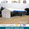 Hochzeitsfest-Zelte mit Glaswänden ganz herum