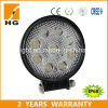 27W 4.6inch 12V Tractor Waterproof IP68 LED Work Light