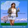 Gerades Förderung-Geschenk bunte transparente PVC-freie Luftblasen-Regenschirme