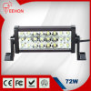 3 줄 LED Light Bar 13 Inch LED Bar 72W
