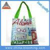 O mantimento recicl o saco de compra não tecido da laminação da embalagem do Tote do supermercado