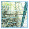 Powder Coated Galvanized Double Wire Mesh Fence (hot sale factory)