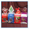 Caixa de papel de empacotamento do presente de Apple para a Noite de Natal