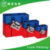 Il commercio all'ingrosso progetta il sacco di carta per il cliente d'acquisto stampato