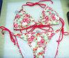 Bikini caldo per le donne, bello colore, disegno di stile di Attactive