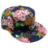 Gorra de béisbol floral Sb1576 de la manera de la tela