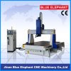 Ele-1530 4 Axis CNCRouter Wooden Chair Making Woodworking Vacuum Bed CNC Router für Wood Stair