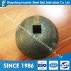 Esfera de aço deOposição de forjamento por Huamin com material novo