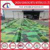 上塗を施してあるGIによって波形を付けられる鋼鉄屋根ふきシートを着色しなさい