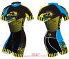 Задействуя износ заплывания Triathlon Skinsuit задействуя идущий