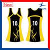 Uniformi di vestiti dal Netball dei vestiti delle donne comode del tessuto di consegna rapida