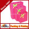 Bolsa de papel del regalo de las compras del Libro Blanco del papel de arte (210153)