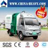 Numéro 1 camion meilleur marché/le plus bas de 5 mètres cubes de gerbeur hydraulique petit/mini d'ordures de collecteur