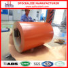 PPGI гальванизировало катушку покрынную цветом стальную (SPCC)