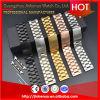 Cinghia in linea del braccialetto di vigilanza della versione rapida del cinturino dell'acciaio inossidabile di vendita calda 22mm per la vigilanza astuta